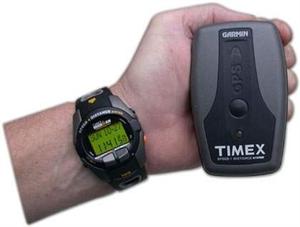 Immagine di Cardiofrequenzimetro Ironman Triathlon Timex - Garmin